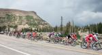 2014 Tour of Utah Stage 5 Peloton