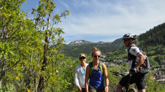 Trail Etiquette – Clean, Considerate, Control