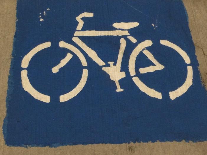 Photo of the Day – Bike Loading Zone