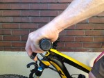 Mountain bike neutral wrist