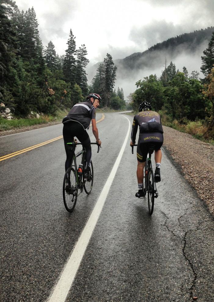 Cyclists Ride to Honor Matt Bradley