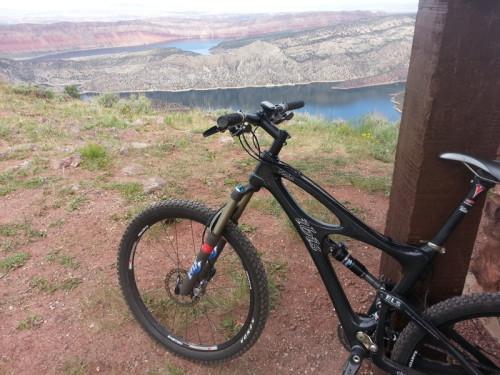 Great scenery awaits those who ride Daggett County, Utah's trails. Photo by Brian Raymond.