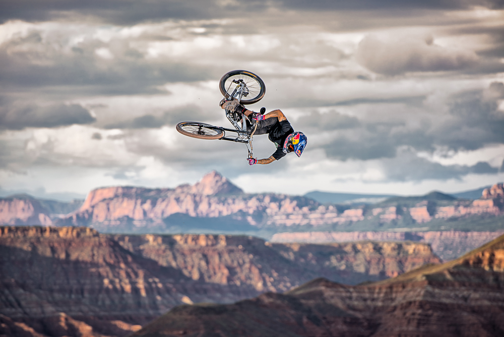 2014 Redbull winner Andreu Lacodeguy airs it out. Photos by Rob Norbutt.