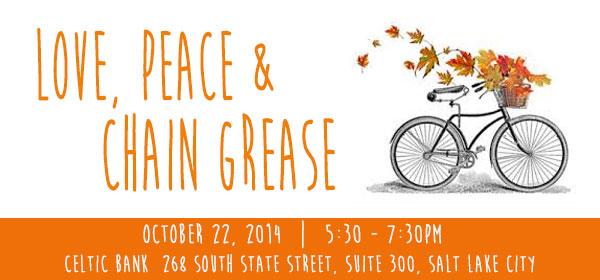 Bike Utah, a Utah Bike Advocacy Non-Profit, to Hold Fundraiser on October 22, 2014 in Salt Lake City