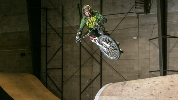 Wasatch Bike Park Opens in South Salt Lake, Utah