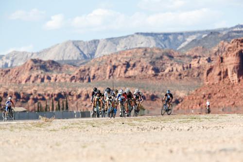 women bicycle racing St George UT