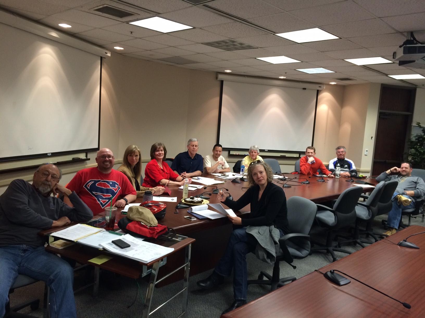 SLCBAC meeting 4-1-2015