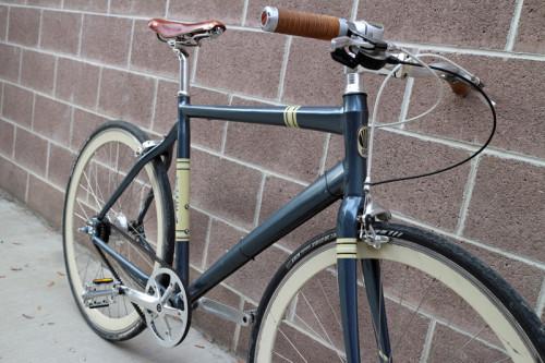 Trek First District Hybrid Bicycle