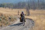 Dirt Road Touring near Stananley Idaho
