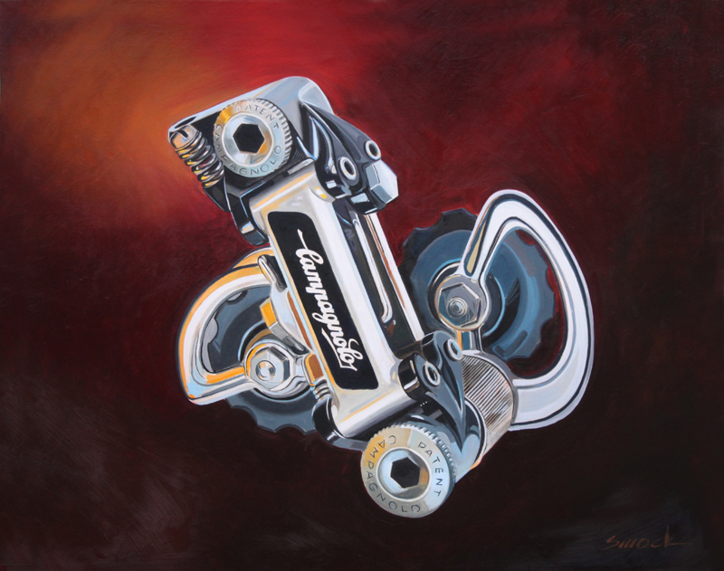 Bicycle Art by Steve Smock