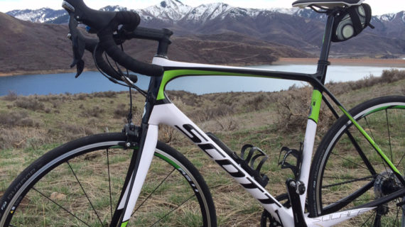 Scott Sports Solace 30 Road Bike is an Endurance Machine