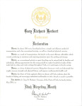 May is Utah Bike Month Governors Proclamation