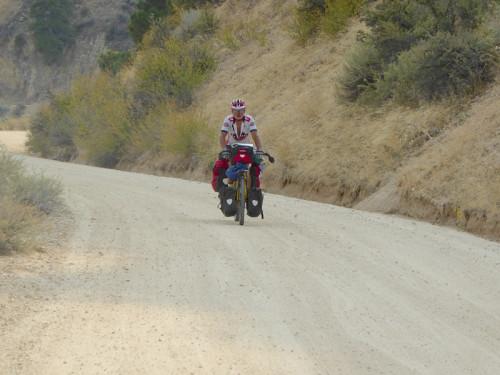 Dirt Road Touri9ng Sawtooth Idaho
