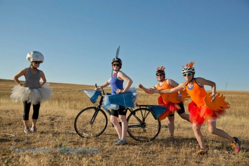 The Antelope by Moonlight Ride includes a costume contest. Photo by Tom Hanson Photography