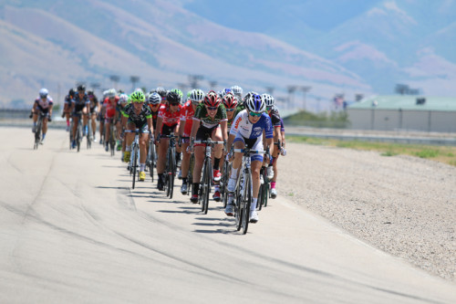 Get ready for the 2015 Tour of Utah Women's Edition, featuring 2 National Criterium Calendar Crits in Logan and Ogden. Photo by Dave Iltis