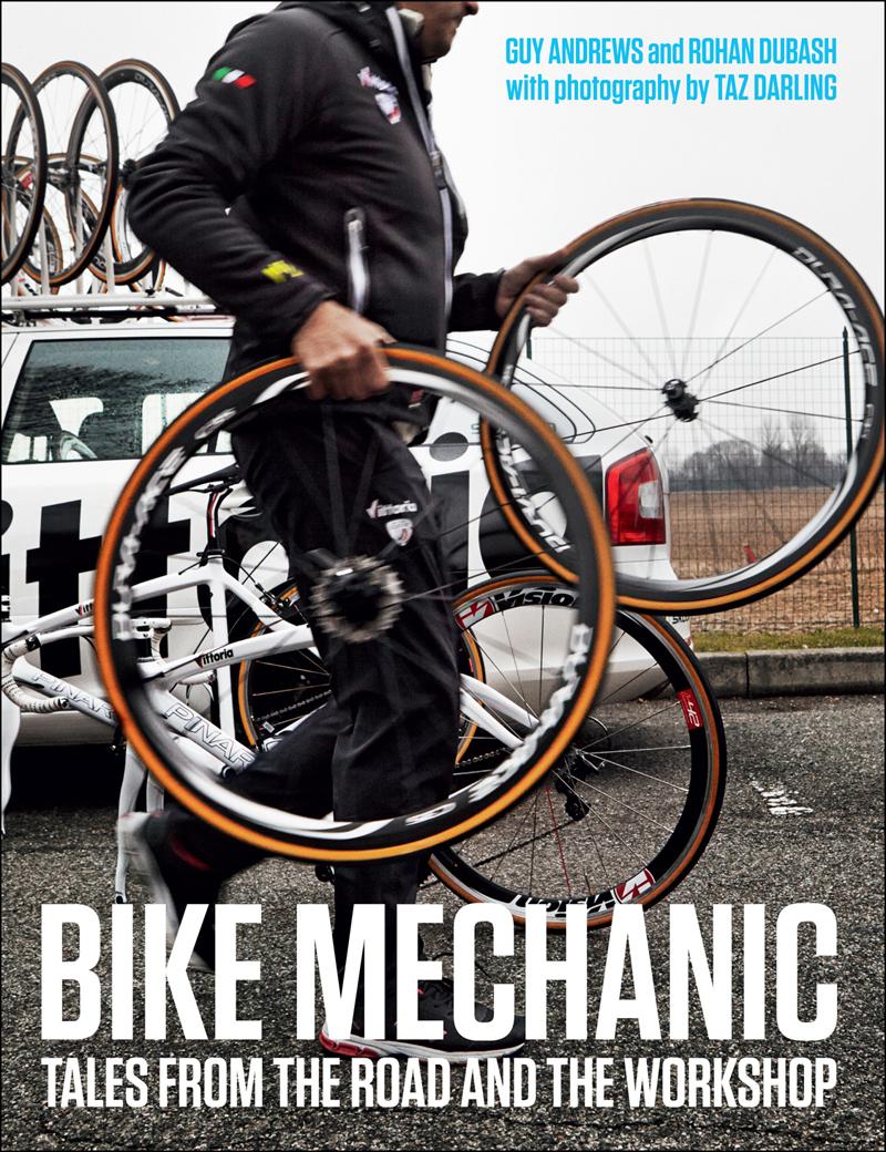 Bike Mechanic by Rohan Dubash and Guy Andrews