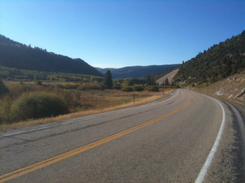 Wolf Creek Pass Utah