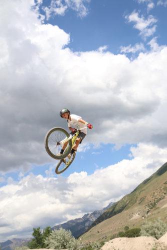 Bike Park Draper Utah