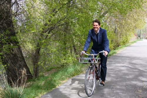 Luke Garrott is running for Mayor of Salt Lake City in 2015.