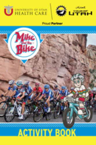 Book Cover - Mike and the Bike