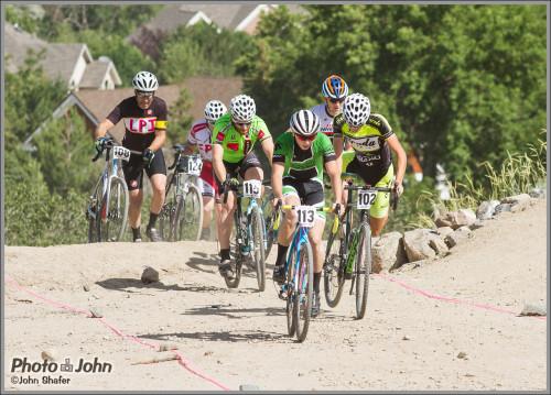 Suffer 4 Smiles Cyclocross Race, Draper, Utah, June 201, 2015. Photo by Photo John
