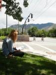 The Salt Lake City Bike Count happens each year in September. Salt Lake City is seeking volunteers to help.