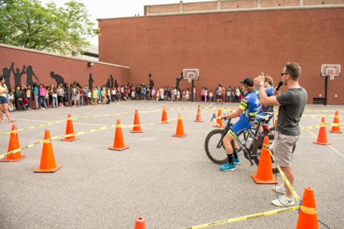 Utah's Intermountain LiVe Well Cycling Club