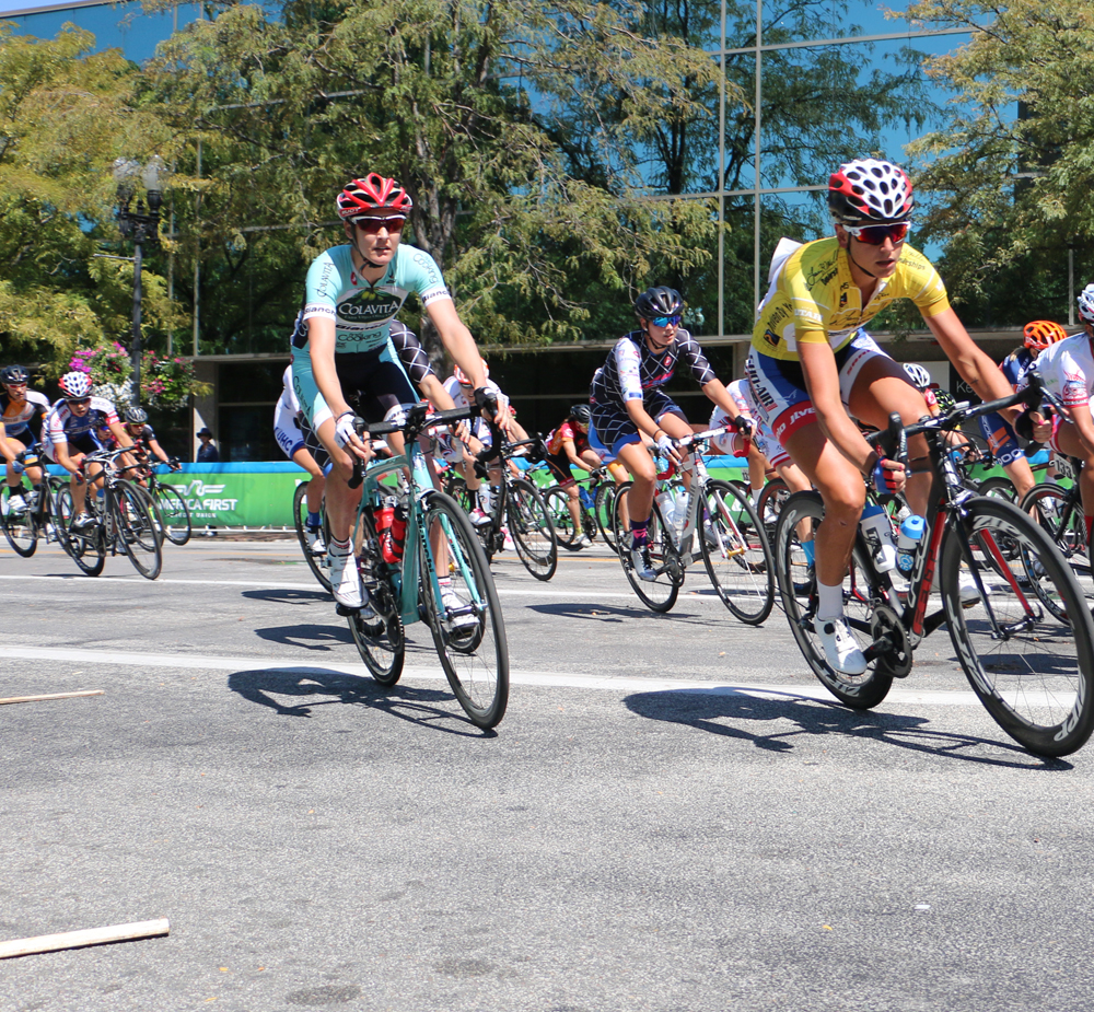 Allie Dragoo Tour of Utah Womens Edition 2015
