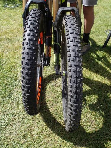 Plus Size MTB Tires
