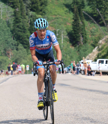 Will Tom Danielson repeat in the 2015 Tour of Utah? photo by Dave Iltis