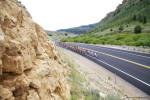 Stage 4 of the 2015 Tour of Utah. © Catherine Fegan-Kim