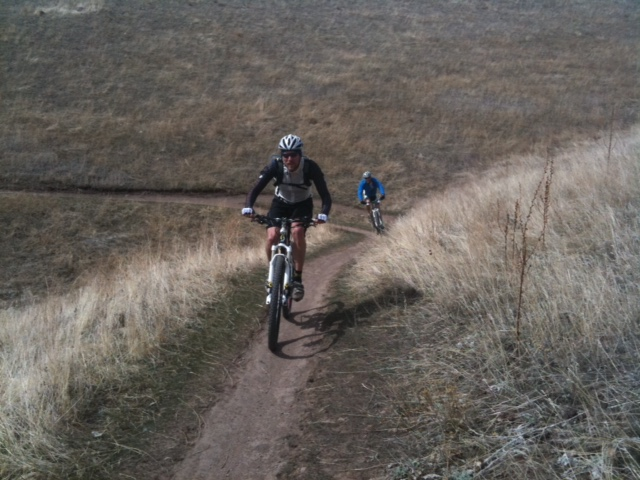 The Waypoint Grant Program can be used for trail construction. Photo by Dave Iltis