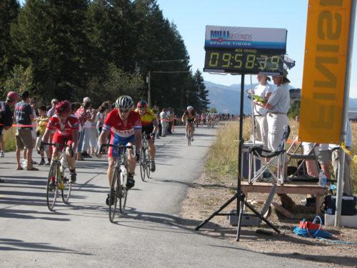 2004 Lotoja Logan to Jackson Wyoming finish