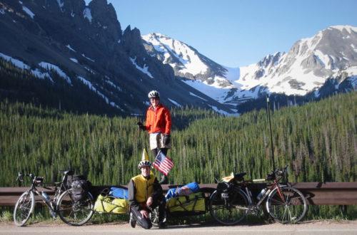 Cameron Pass Colorado