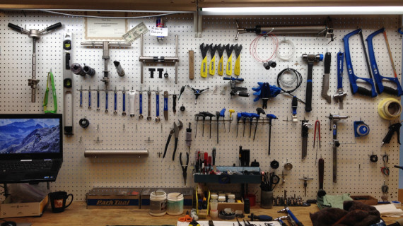 What's on your Work Bench?