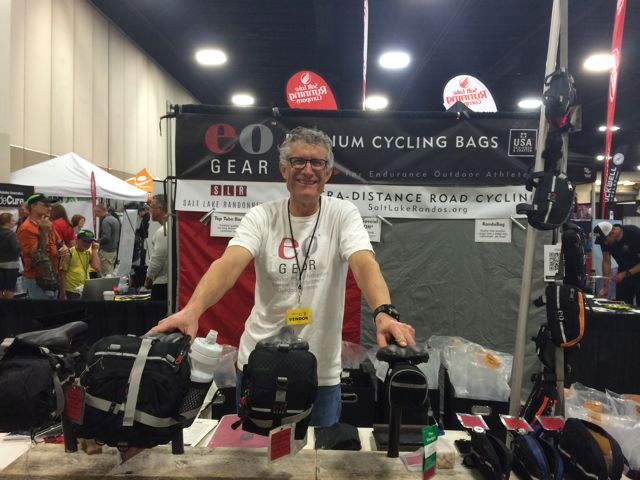 The Endurance Sports Show will be held on February 5-6, 2016 at the Southtowne Expo Center in Sandy, Utah. Exhibitors like EO Gear and tons of events will be there. Photo by Dave Iltis