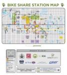 Greenbike Station Map SLC