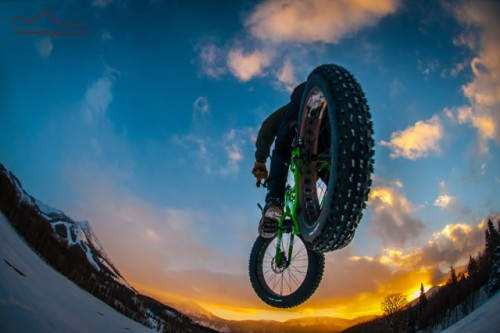 Fat Bike Worlds is coming to Crested Butte in 2016. Photo by Trent Bona