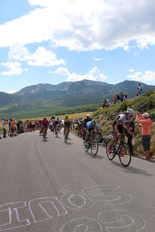 2015 Tour of Utah Empire Pass