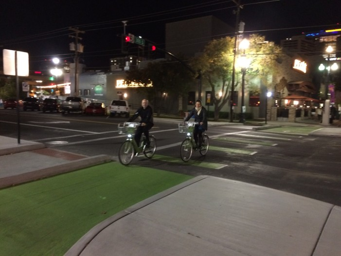 Salt Lake City Council Passes 2015 Bicycle and Pedestrian Master Plan