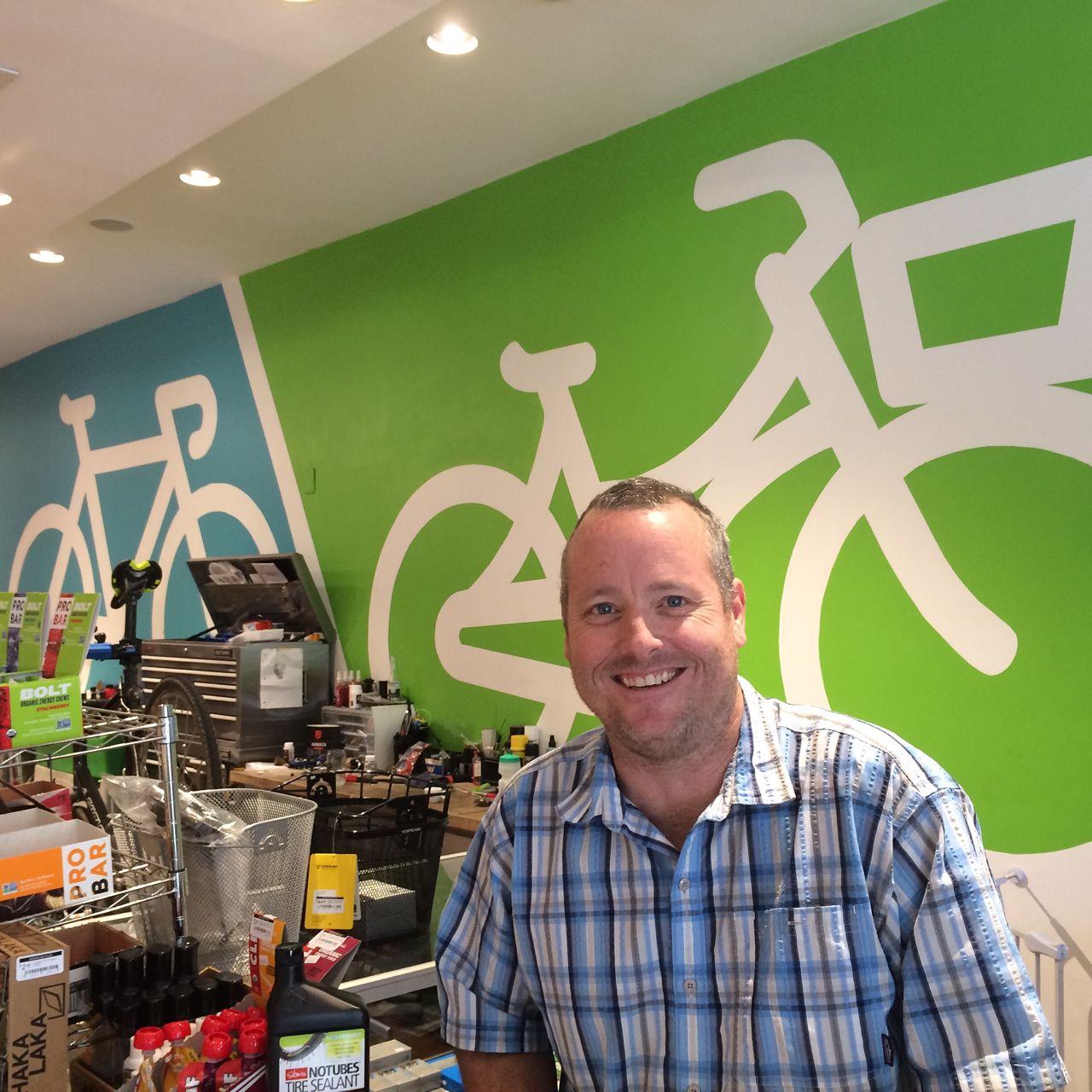 Beehive Bicycles Greg Steele