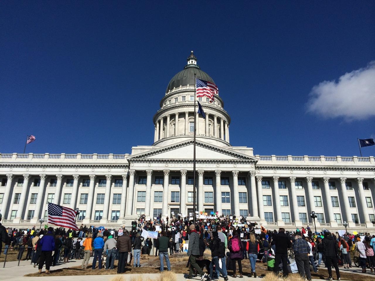 Utah Clean Air Rally 2015 – 024