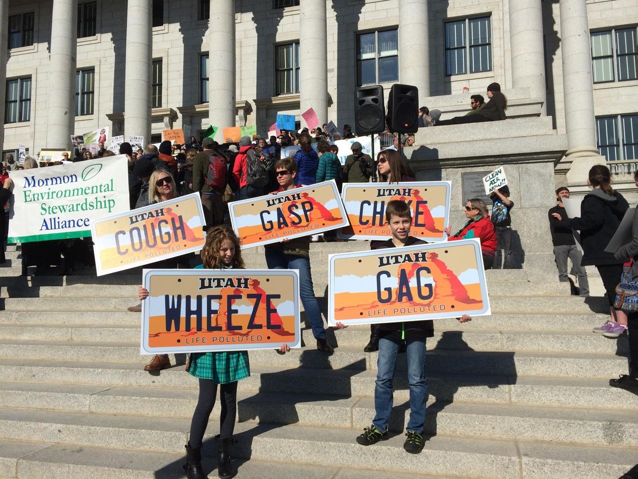 Utah Clean Air Rally 2015 – 091