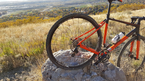 X3-XC Cyclocross Wheels by Mercury are built in Utah. At $800 retail and 1650 grams , they are a great value, and nearly as light as carbon. Photo by Tyler Servoss