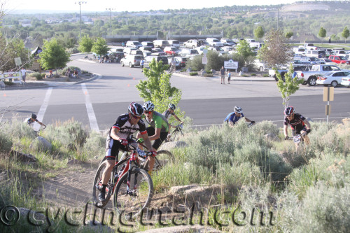 Draper City is working on the Corner Canyon Regional Park Open Space Master Plan. Here, racers compete in the Mid-Week Mountain Bike Series. Photo by Dave Iltis