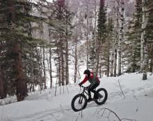 Wasatch Front Fat Bike Trails