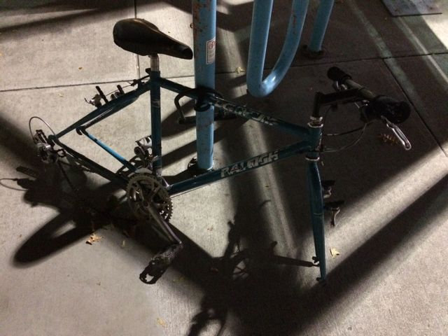SB 157 would provide relief to victims of bike theft. The pawn shop would have to return the item to the victim under new conditions. Photo by Dave Iltis