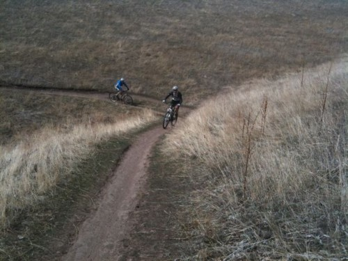 The Outdoor Recreational Infrastructure Grant Program would set aside $5 Million for outdoor recreation infrastructure, including trails. Photo by Dave Iltis