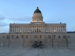 The 2016 Utah Legislative Session had wins and losses for bikes. Photo by Dave Iltis