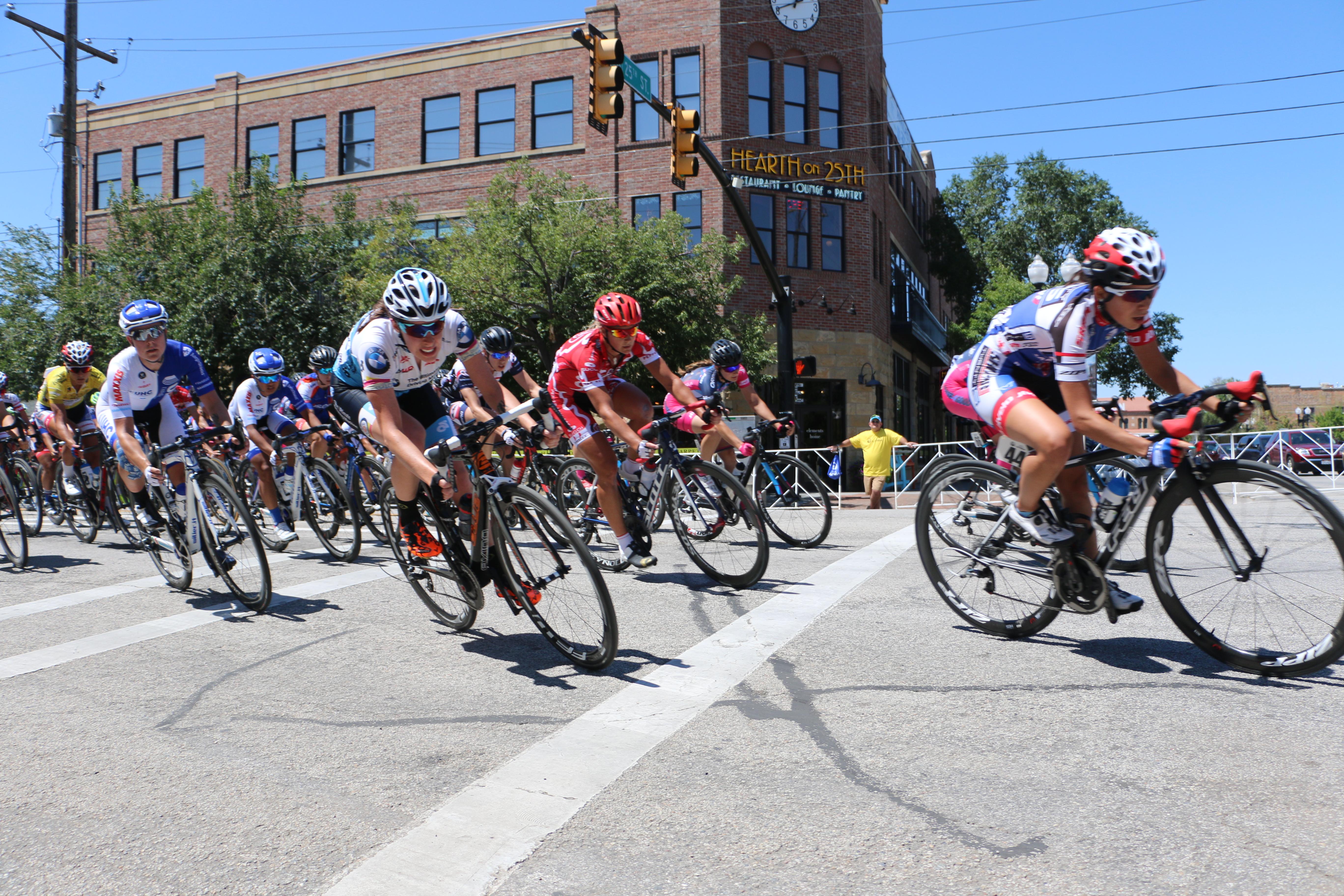Tour of Utah Women's Edition 2015 Criterium